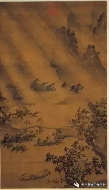 名画赏析丨100幅中国名画,说尽中国美术史 一图片