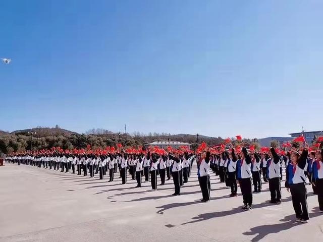 """欢欣迎国庆·深情颂祖国 依兰县万人""""同升国旗 共唱国歌"""""""