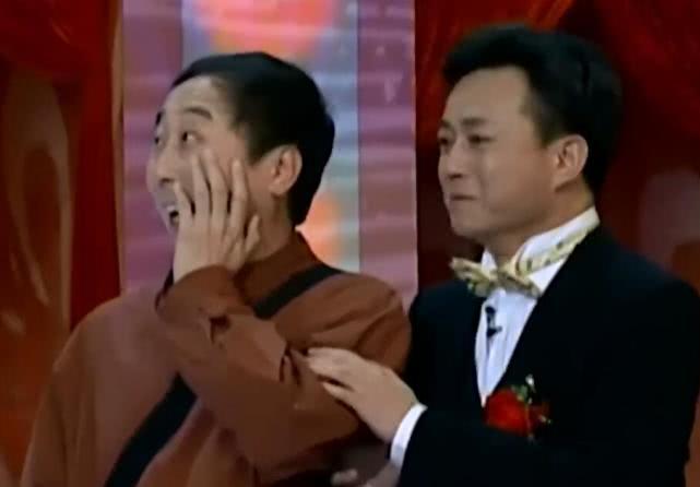 冯巩与朱军曾经是好搭档,现如今一位风光无限,另一位却失意落魄