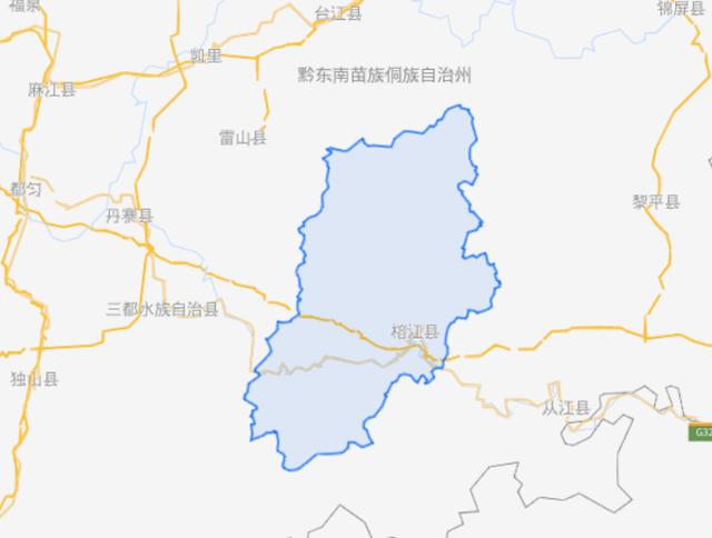 黔东南各县人口_黔东南州各县人口排行榜 凯里市最多,最少的是这个县