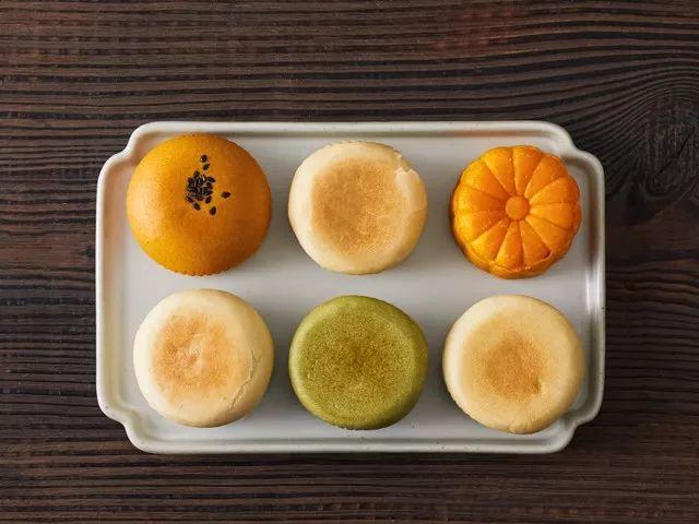 清明雨花茶、夏至茉莉……米其林一星的餐厅做点心出手不凡!