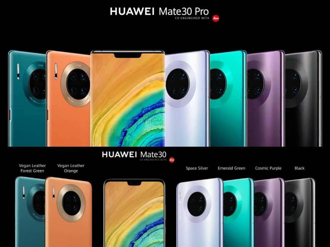 华为国行Mate30降价35%,中国市场火爆,上架1分钟就卖了5亿元!