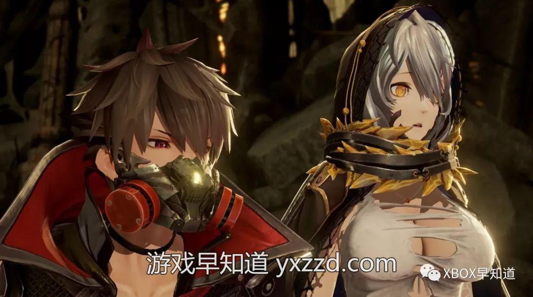 日式ARPG《噬血代码》正式登陆Xbox One发售 支持官方中文