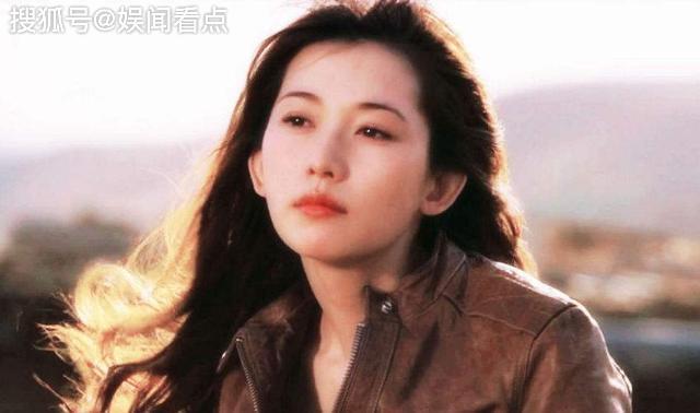 接班林志玲,成为台湾第一冻龄女神,她绝对有戏