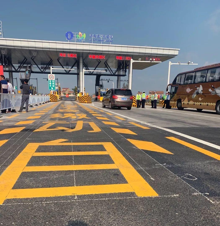 刚刚,海启高速、锡通高速北接线通车!南通高速总里程跃居全省第三
