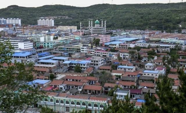 宁夏最靠近陕西的县,许多人都去过西安,但大多数人没去过银川!