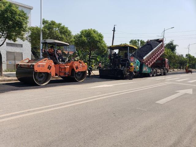 东莞道滘:受损路面修复已被提上日程,国庆前将恢复通车