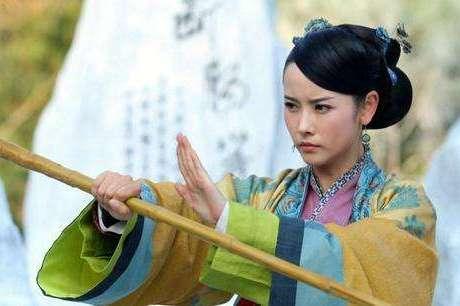 <b>《神雕》中少有的女高手,身份不详,武功高强,实力不下黄蓉</b>