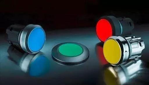 电工成套装置中指示灯和按钮的颜色该怎么选择?