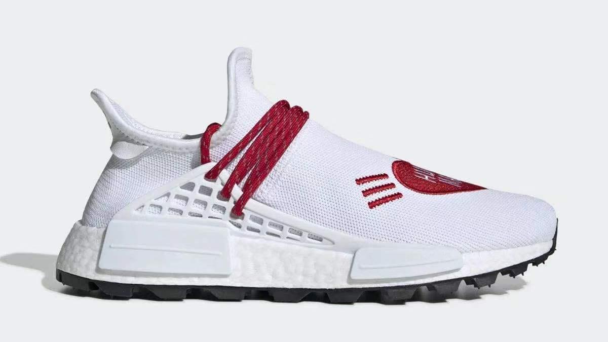 共有三款鞋型!Human Made x Pharrell x adidas 完整曝光!