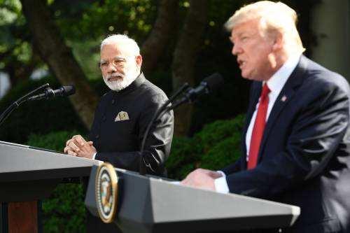 美国为何放任印度崛起,而不对它实施围堵?