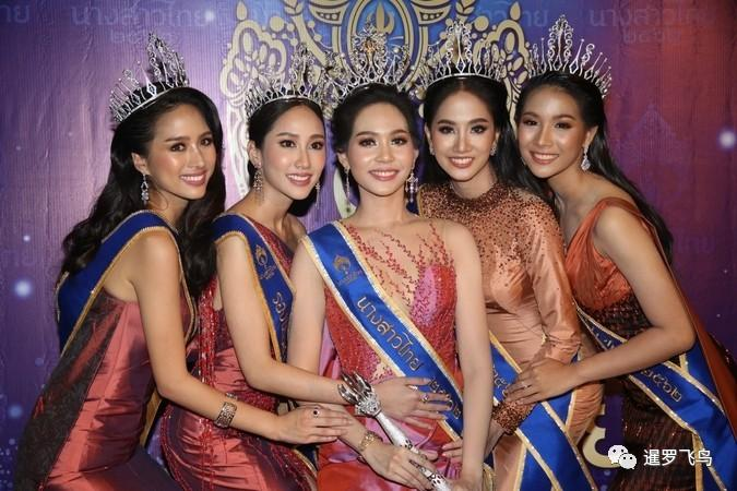 <b>2019泰国小姐出炉,美女药剂师摘下桂冠,问答出彩</b>