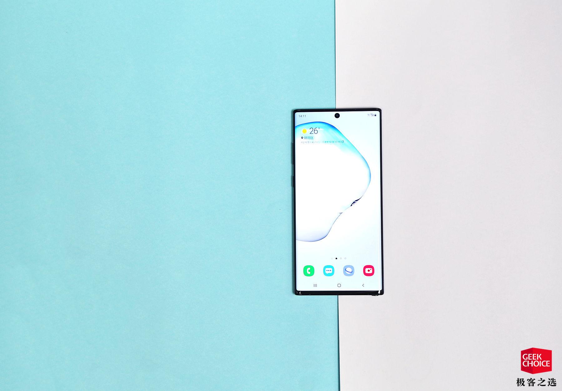 三星 Galaxy Note10+ 5G 體驗:目前最美的 5G 手機?
