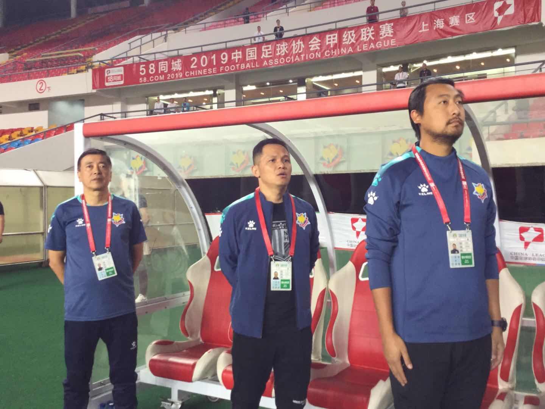 洛神历朱炯:降级是中国足球的悲哀