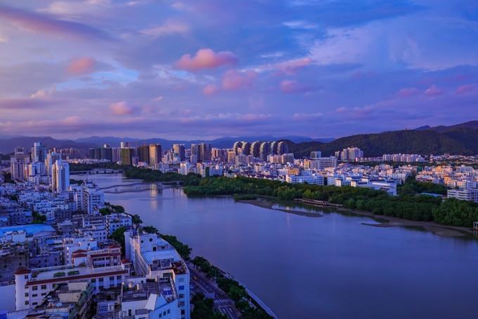 2019中国最贵旅游城市排行榜颁布匹,风潮州排在……