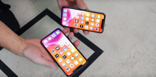 真的摔了!国外YouTuber实测iPhone 11 Pro系列耐摔程度