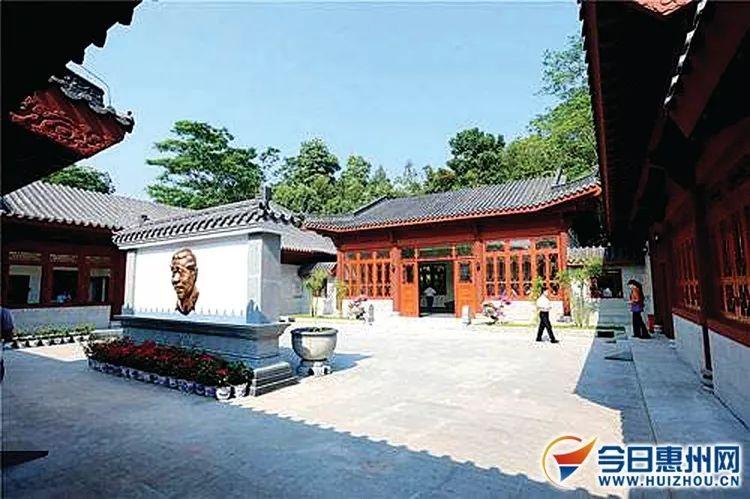 【休闲驿站】惠州这些红色旅游地!趁着假期就去打卡吧(图8)