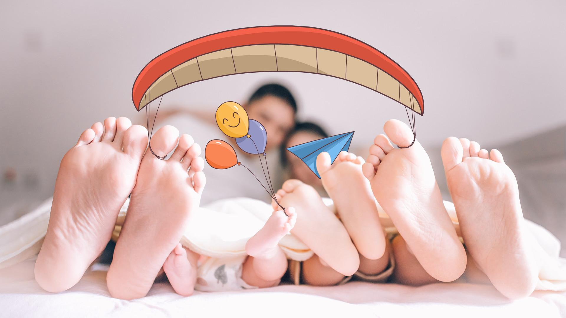 自述 一位普通妈妈带俩娃的心酸史,看完后还想要二胎吗