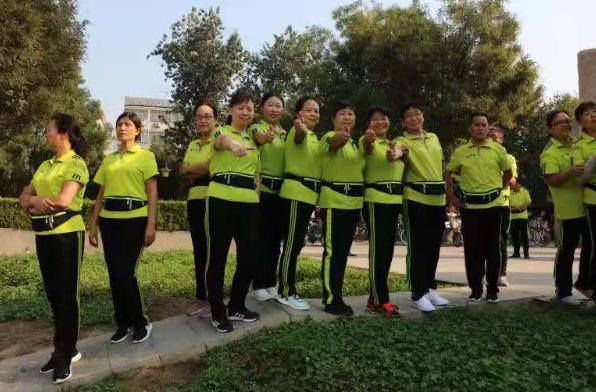 健步邢襄 礼赞中国