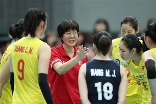 风息神泪女排世界杯综合:中国队