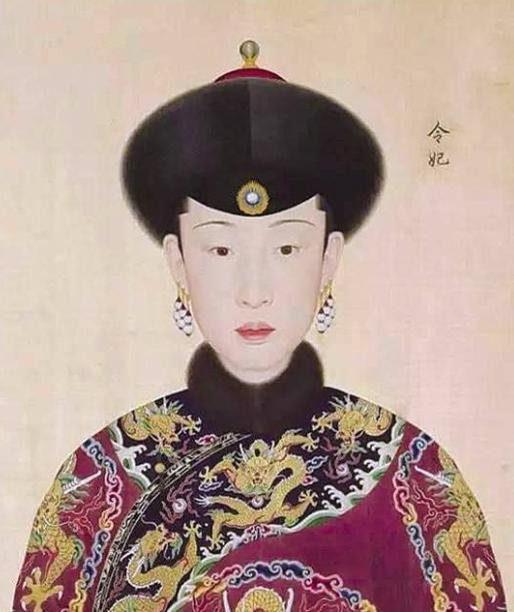 乾隆最重要的女人,不是皇后胜似皇后,死后竟面带微笑!