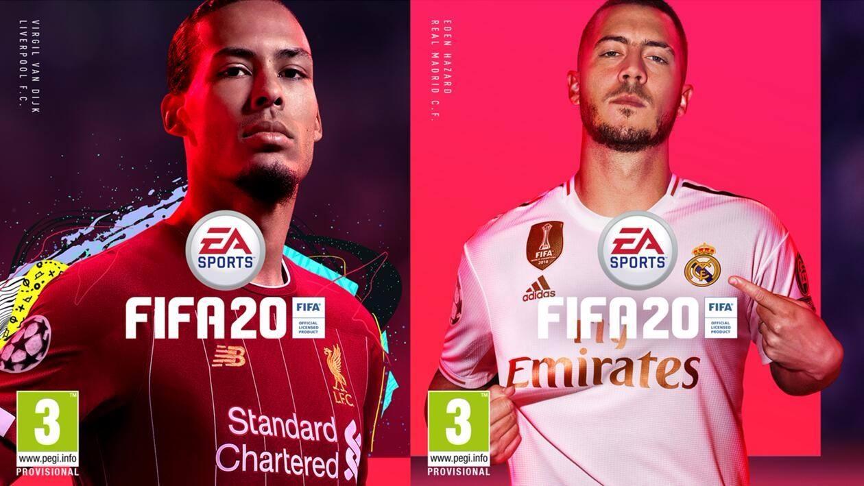 EA表示并不会立即修复《FIFA20》的生涯模式BUG