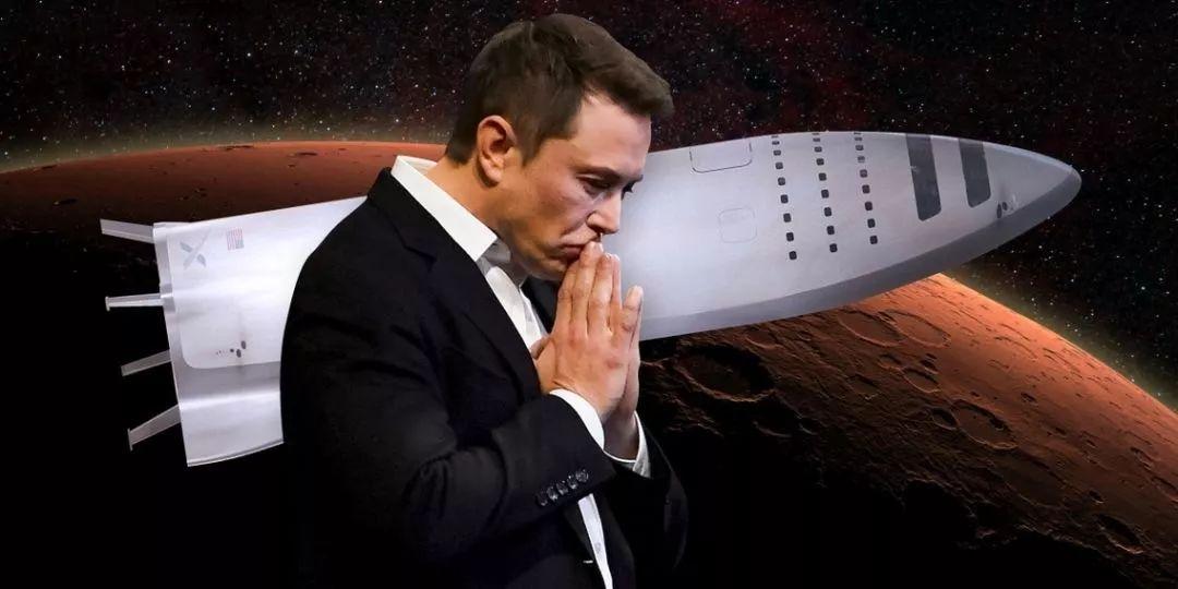 """6個月内進軌目标火星!馬斯克剛剛發布最強""""理想飛船"""",稱已達人類物理極限"""