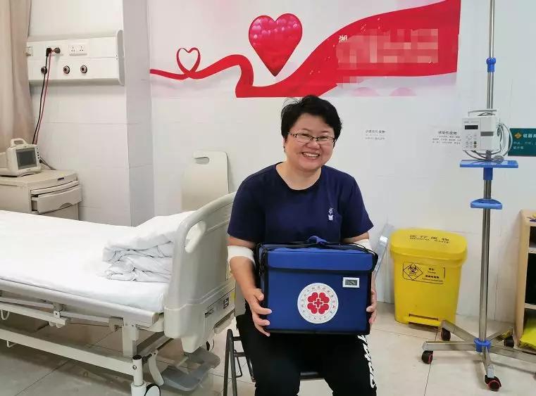 贛州造血幹細胞捐獻工作創曆史新高!9月完成3例,累計完成34例!