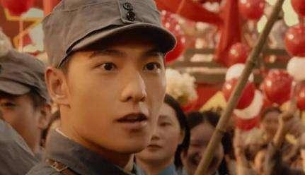人民日报关注杨洋 杨洋因领衔主演献礼微电影《70年,我是主角》