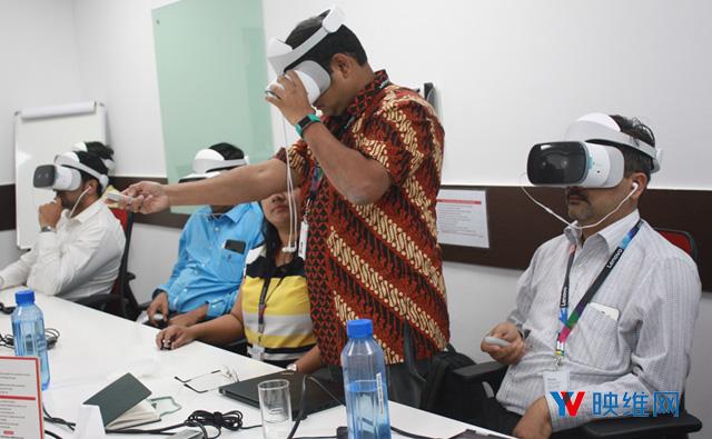 聯想亞太地區開始引入VR培訓,用Mirage Solo迎接新入職員工