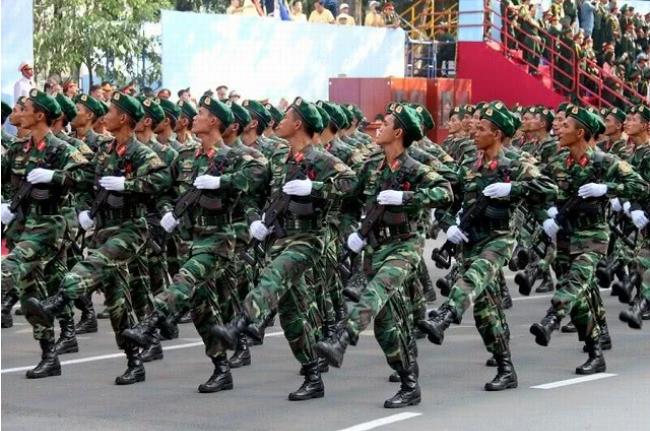 越南自吹自擂军事实力达世界第三,事实真如此吗?_坦克