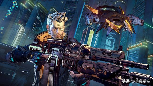 《无主之地3》更新 赞恩获加强、各项伤害数据大涨