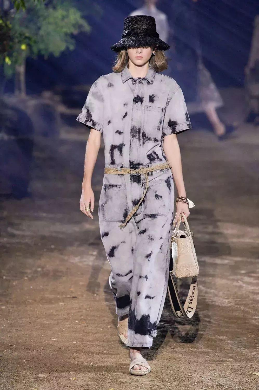 意法带你赏析 直击米兰 巴黎时装周,领略2020春夏系新风采