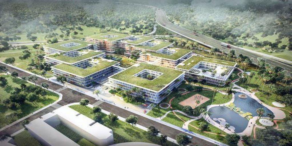火神山医院设计图纸