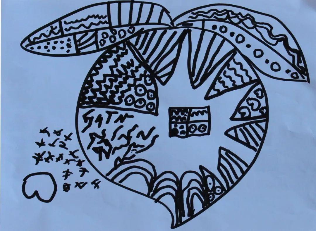 向日葵艺术幼儿园幼儿作品 第三十三期