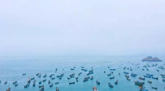 7座私藏于舟山的唯美岛屿,美得有些过分!去了便不想离开