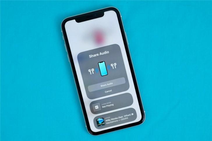 iOS13.1音频共享功能解锁你会用了吗?