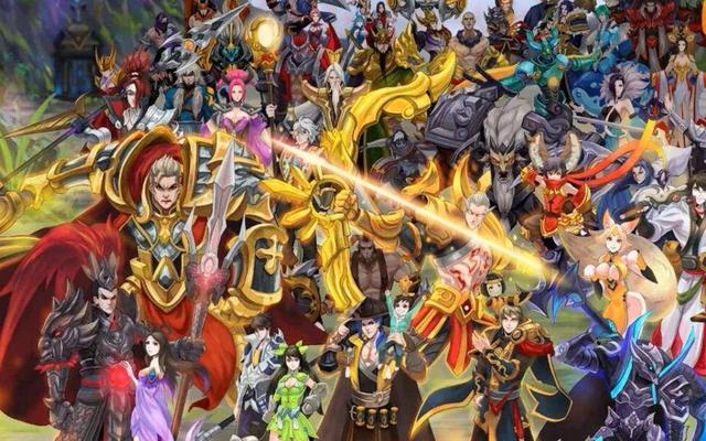 王者荣耀:五大最难的英雄你都会吗?想上王者先练会他?