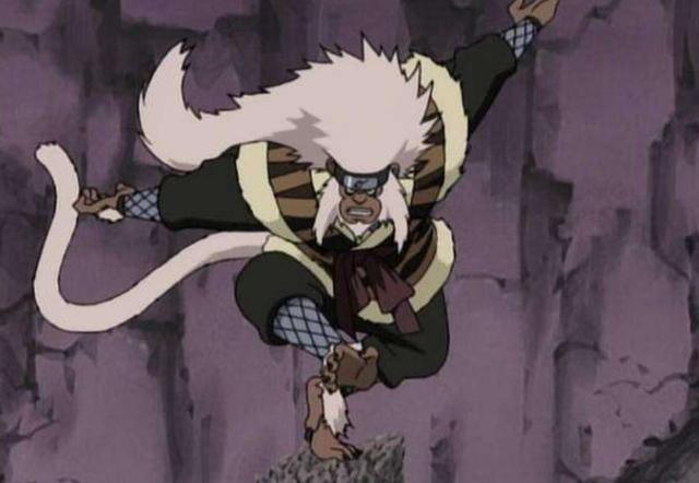 火影:阿斯瑪為什幺沒能繼承三代的通靈獸猿魔?是能力不夠嗎? 作者: 來源:卡密動漫