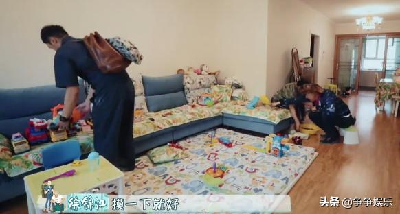 徐锦江是素食主义却主动开荤,理由很感人,难怪儿子很敬重老爸