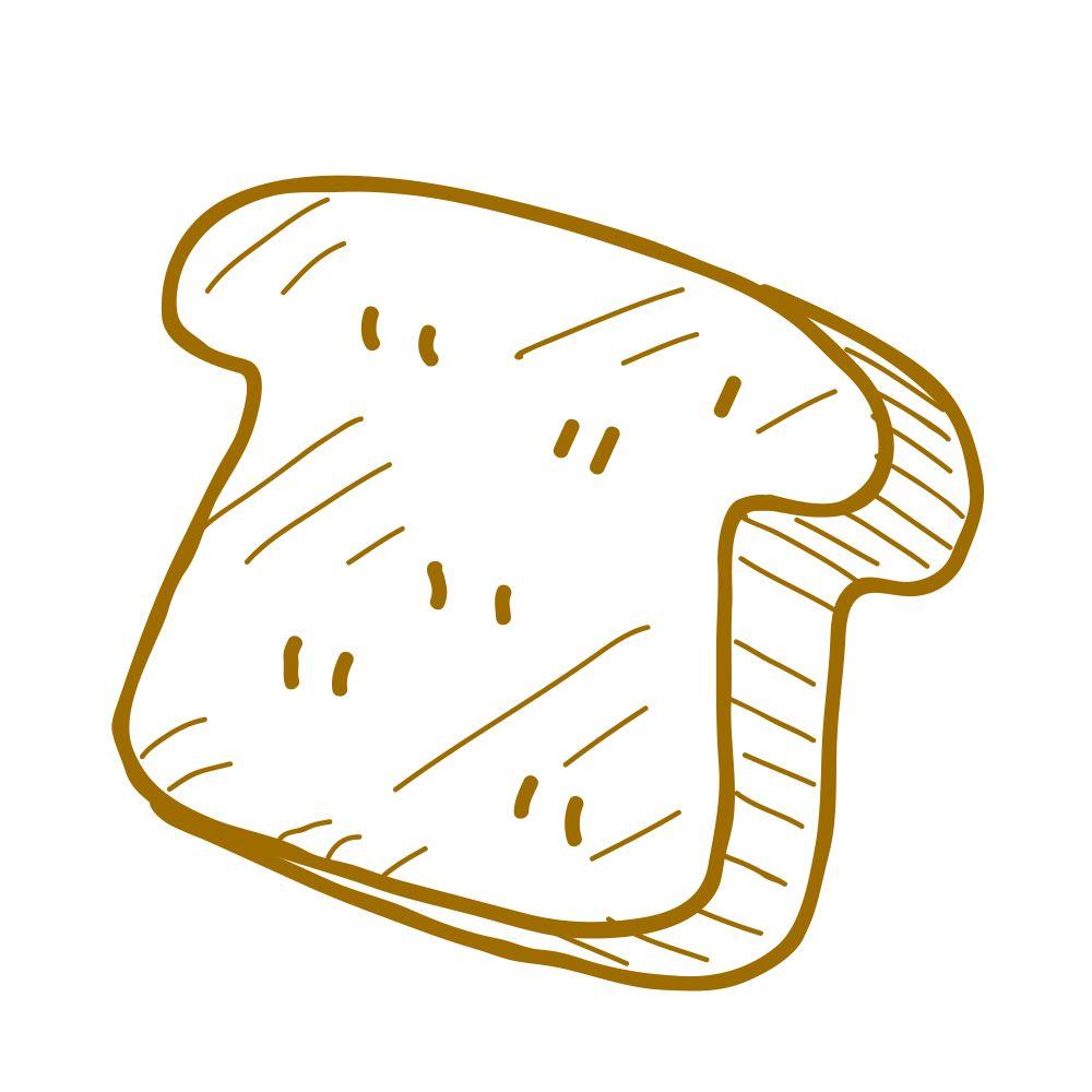 关键词 : 食物,粮食,吐司片,面包,简笔画,手绘,卡通,生活