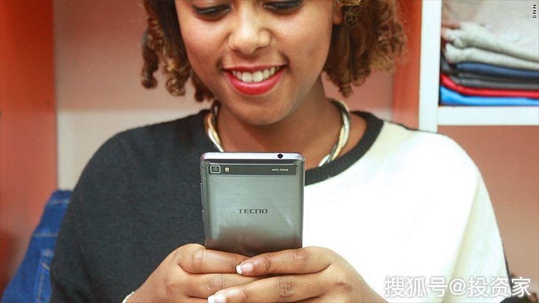 上市首日暴涨96%,创始人非洲卖手机6年坐拥70亿身家