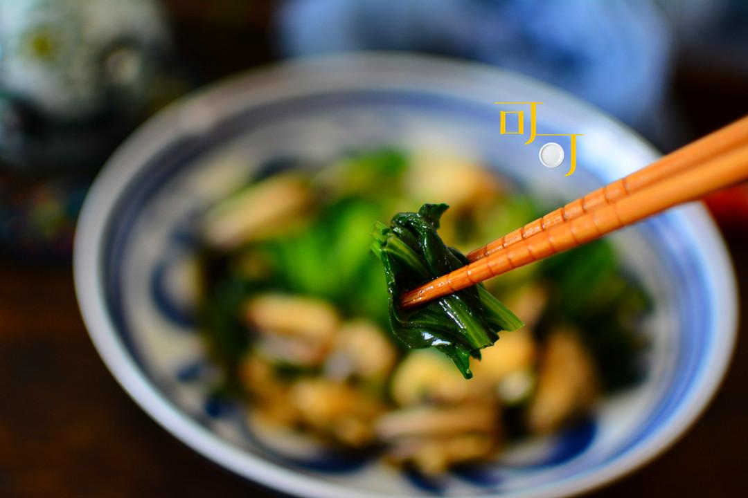 一道好吃的凉拌菜,蔬菜海鲜都有了,再加酸甜料汁实在太开胃了