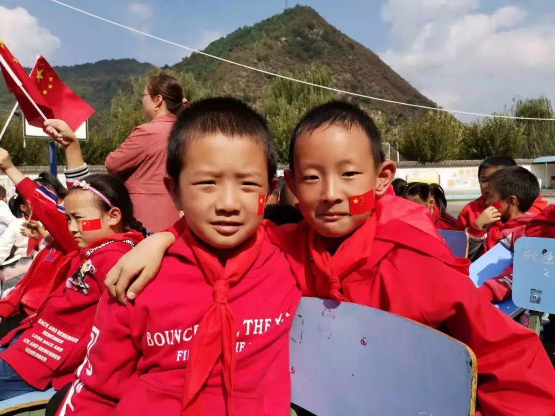 青春告白祖国 第八届研究生支教团向新中国70华诞献礼