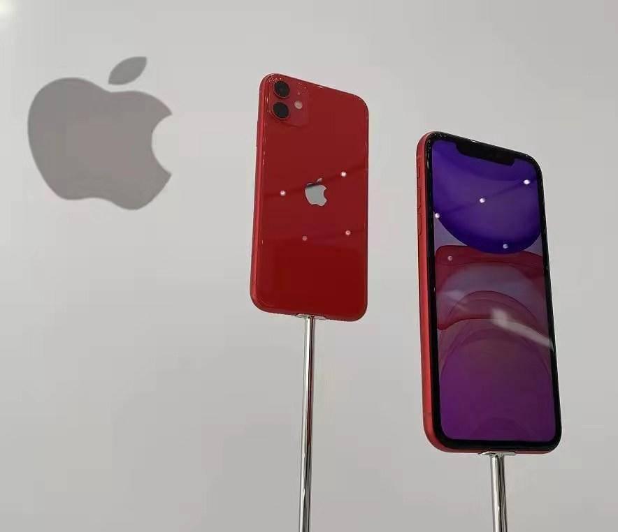 苹果新品零槽点?看了这波对比,你就心服口服了