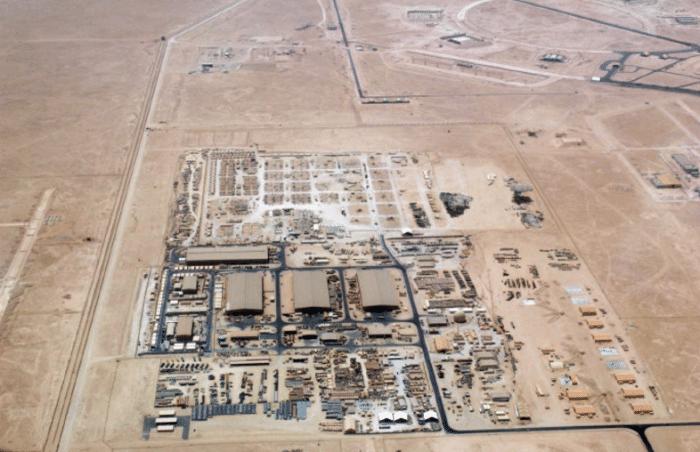 美军空军基地调动战机,中国卫星泄露天机:关键时刻执行斩首任务
