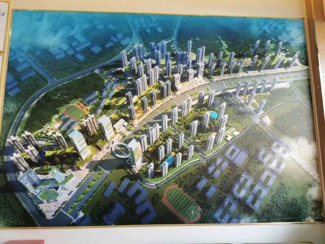 五尧新村周边规划图
