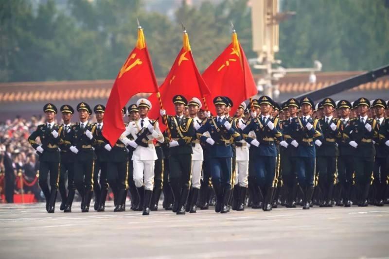 国庆70周年阅兵亮点:东风41亮相,大国重器!
