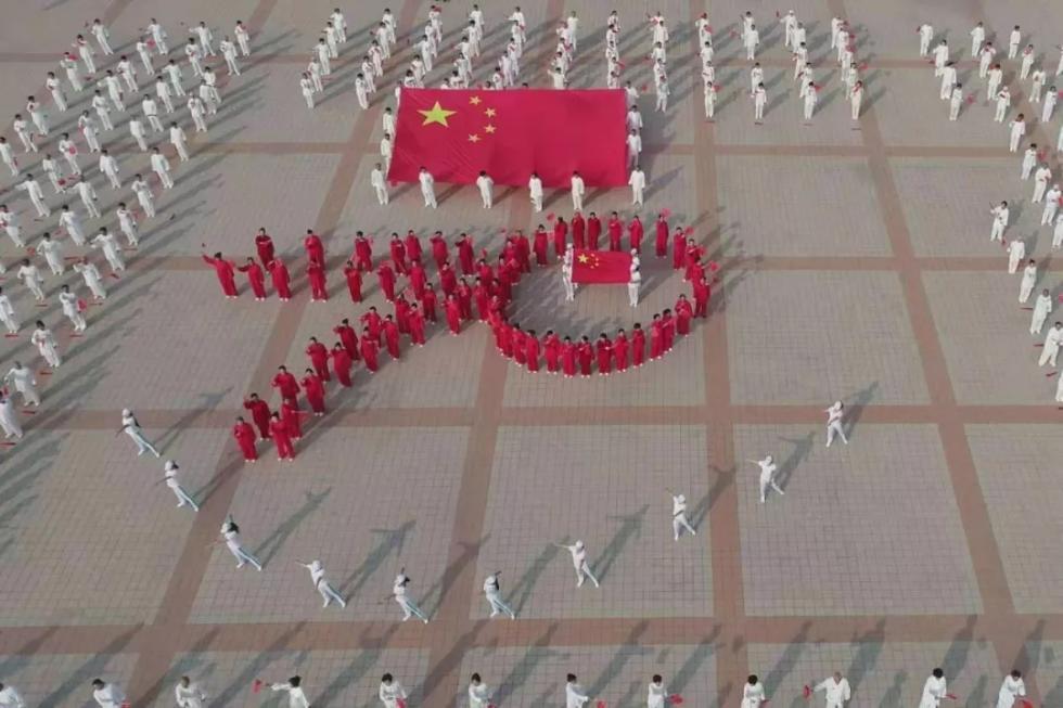 """中国之美 如果""""我爱你""""有颜色,那一定是中国红!"""