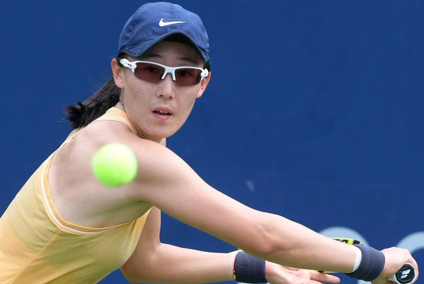 中网-郑赛赛决胜盘告负 1-2不敌巴蒂止步第三轮